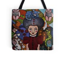 Wonderland Tote Bag