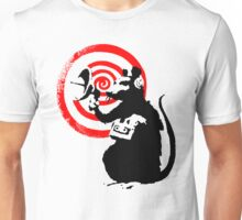 Banksy - Radar Rat Unisex T-Shirt