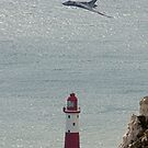 Vulcan XH558 Beachy Head by Colin  Williams Photography