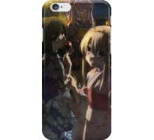 Illya, Kuro and Miyu from Fate/Kaleid Liner Prisma Illya iPhone Case/Skin
