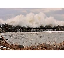 Power of the Sea Photographic Print