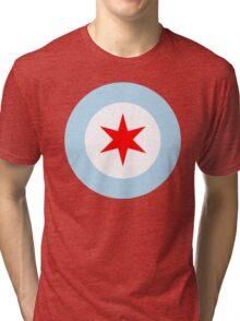 Chicago Mod Clean Tri-blend T-Shirt