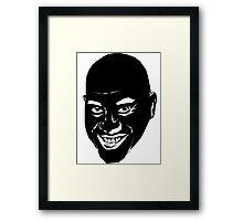 The Oily Spicy Chef (Ainsley Harriott [harriot]) Framed Print