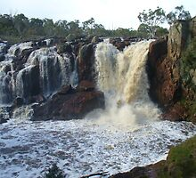 Nigretta Falls, Victoria (2) by DashTravels