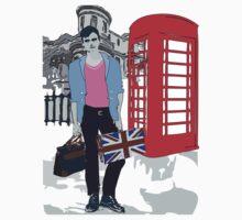 London street fashion Kids Tee