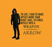 Arrow - Survive. Unisex T-Shirt