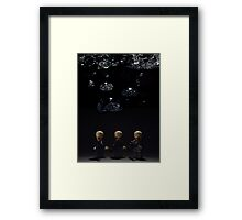 Figrin D'an and the Modal Nodes Framed Print