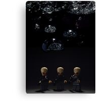 Figrin D'an and the Modal Nodes Canvas Print
