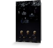 Figrin D'an and the Modal Nodes Greeting Card