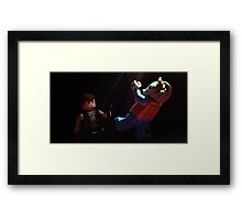 Deadshot Framed Print