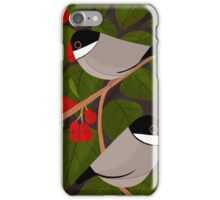Java Sparrow  iPhone Case/Skin