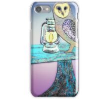 lighthouse keeper iPhone Case/Skin