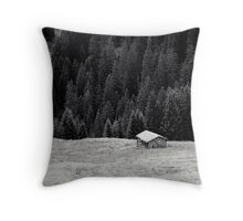 BEYOND FIRS Throw Pillow