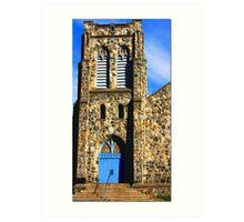 Stone Tower Art Print