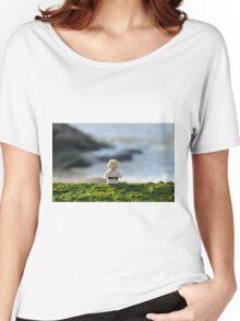 Calm Women's Relaxed Fit T-Shirt
