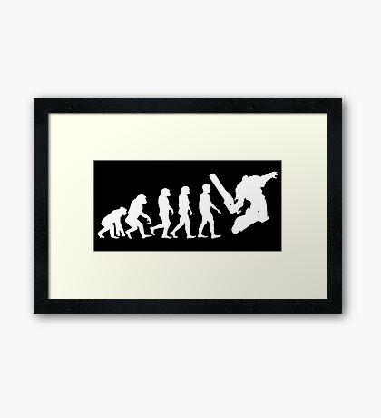 Evolution - Warhammer 40k Framed Print