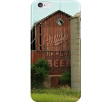 advertising barn iPhone Case/Skin