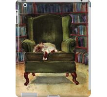Monkey's Library iPad Case/Skin