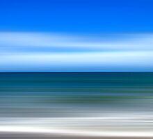 At The Beach by Vanessa Barklay