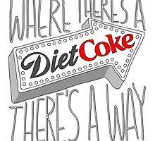 Diet Coke by amberdaisy