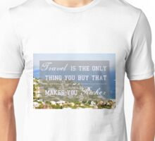travel the world Unisex T-Shirt