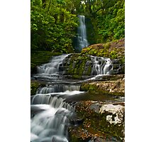 Matai Falls Catlins - New Zealand  Photographic Print