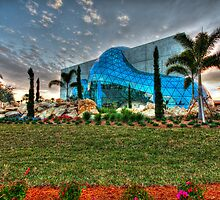 Dali Museum by Edvin  Milkunic