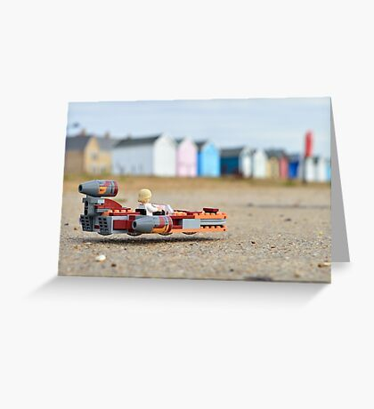 Tosche Station  Greeting Card