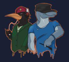 Art Brothers by modman287