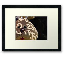 Matrix Bunny Framed Print