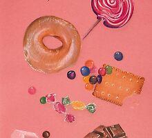 Pink Candy by MJ-Redline