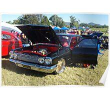 1963 Chevrolet Impala Poster