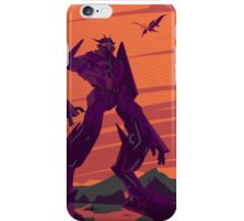 Poster Bot for the Decepticon Cause iPhone Case/Skin