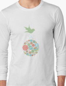Christmas Decoration Long Sleeve T-Shirt