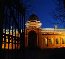 Goulburn Court House, NSW (2) by DashTravels