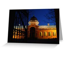 Goulburn Court House, NSW (2) Greeting Card
