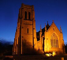 St. Saviours Anglican Cathedral Goulburn, NSW by DashTravels