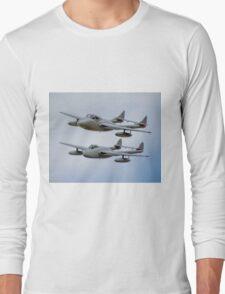 Vampire Pair Long Sleeve T-Shirt