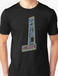 Hotel Chelsea Legends Typography T-Shirt