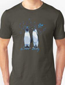King Penguin's Love Song Unisex T-Shirt