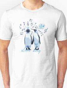 King Penguin's Love Song T-Shirt