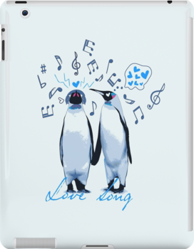 King Penguin's Love Song by cheeckymonkey