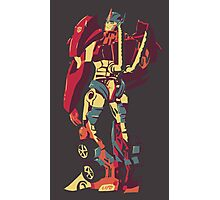 Optimus Glance Photographic Print