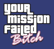 Your Mission Failed by Dev Radion