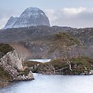Mighty Suilven by Christopher Cullen