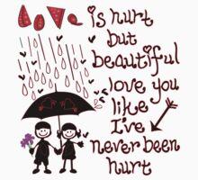 Love is Baby Tee