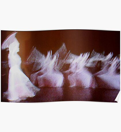 ChorusEurydice (choreography by Pina Bausch) Poster