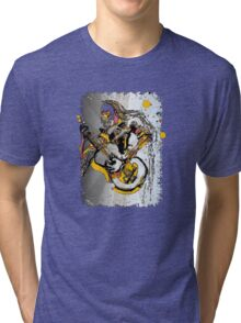The Psychedelic 60's Tri-blend T-Shirt