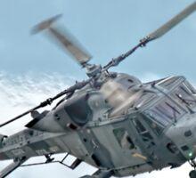 Royal Navy Black Cats Lynx Wildcat HMA2 Sticker