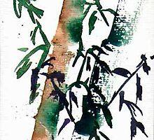Bambus 2 by Marlies Odehnal